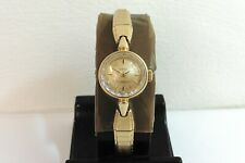 1965 LADIES GOLD PLATED OMEGA LADYMATIC AUTOMATIC IN EXCELLENT CONDITION