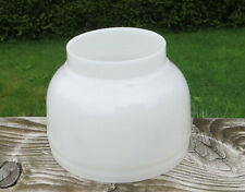 More details for vintage white/opal tilley table lamp top hat glass shade