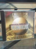 RARE CD ALBUM - TECHNOTRONIC L'ALBUM D'OR - GREATEST HITS