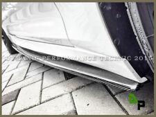 JPM Type Carbon Fiber Side Skirt Lip For 12-17 BMW F34 GT 320i 328i 335i M Sport