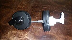 Mason Jar Soap Dispenser Lid and Plastic Soap Pump - See Color Options
