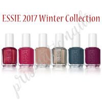 ESSIE ~*** Winter 2017 Holiday Social Lights Collection ***~ Nail Polish, 0.5oz