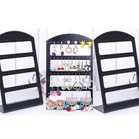Fashion Jewelry Display Holder L Style Organizer Earrings Display Stand Tool 3C