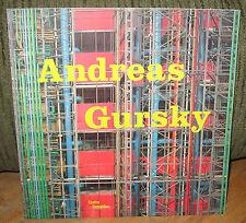 Andreas Gursky Centre Georges Pompidou Exhibition 25 Color Photographs PB