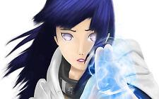 Poster A3 Naruto Shippuden Hinata Hyuga