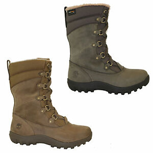 Timberland Mount Hope Boots Waterproof Women Winter Boots Snow Boots Shoes