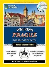 National Geographic Walking Prague: The Best of the City by Will Tizard (Paperback, 2015)