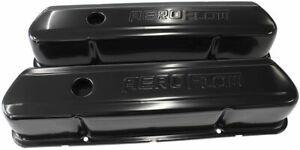 Aeroflow AF1822-5004 Valve Cover Black With Logo Fits Holden 253-308