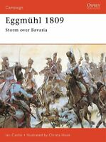 Eggmuhl, 1809 (Osprey Military Campaign) by Castle, Ian Paperback Book The Fast