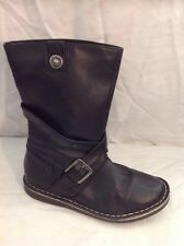 O'neill Black Ankle Boots Size 37