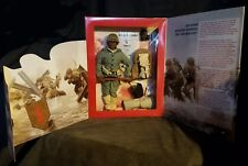 GI Joe Classic Collection African America D-DAY SALUTE 1997 Hasbro sealed in box