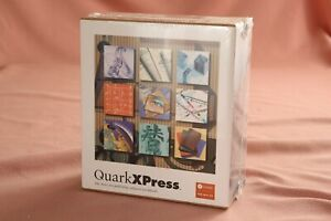 Quark Express 4.1 CD Install For Vintage Mac and PowerMac Computers New Sealed