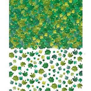 Shamrocks Irish St. Patrick's Day Holiday Party Decoration Mega Value Confetti