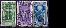 Italien_1933 Mi.Nr. 453-455 Heiliges Jahr 1933