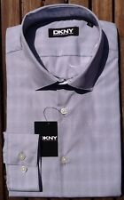 DKNY Machine Washable Singlepack Formal Shirts for Men