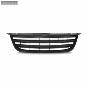 R-Style Front Black badgelles grill For VW Tiguan 5N 07-11