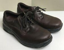 Dunham New Balance Prospect Oxford Shoes Men's Size 8.5 EE Brown EUC