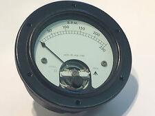 Vintage 250Vdc Medidor de panel de bobina móvil Premium Calidad ad1u10