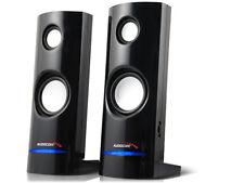 Audiocore AC860 8W USB haut-parleurs audio 2x4 watts RMS enciente d'ordinateur