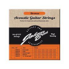 Le corde per chitarra acustica in bronzo per 12 chitarre con corde (leggeri) Set di 12