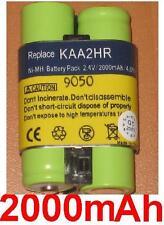 Batería 2000mAh tipo B-9576 DMKA2 KAA2HR Para KODAK EasyShare Z650