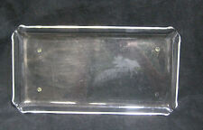 """Acrylic Tray14"""" x 7-1/4 Store Display Serving Dish Platter Catering Samples"""