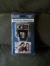 Tech Universe Desktop Webcam with Built-in mic