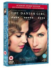 THE DANISH GIRL EDDIE REDMAYNE ALICIA VIKANDER UNIVERSAL UK 2016 REGION2 DVD NEW