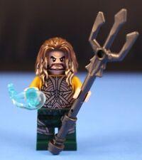 LEGO® 76085 DC™ SUPER HEROES™ AQUAMAN Justice League Minifigure 100% LEGO + MORE