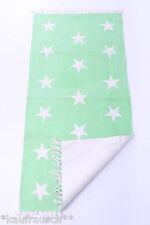 Tappeto Lungo con Stelle 69x200 menta verde chiaro stelle Corridoio
