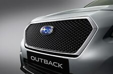 GENUINE SUBARU  ACCESSORY FRONT GRILLE (OUTBACK & LIBERTY MY15 - MY17) NEW