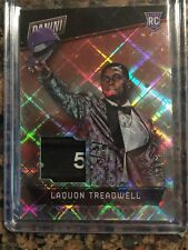 2016 Nationals Laquon Treadwell Hat Patch(59/50 New Era) /49 RC Vikings