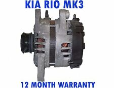 Kia Rio Mk3 Mk III 1.1 1.4 (UB) 2611067 37300-2A850 D4FB dz481903 Lichtmaschine