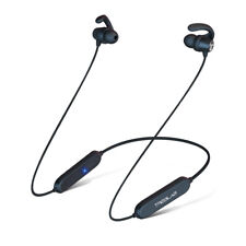 TREBLAB N8 Wireless Neckband Sport Headphones Running Bluetooth Earbuds Magnetic