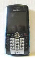 BlackBerry Pearl 8100 Blue and Silver Cell Phone READ
