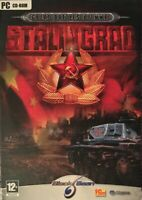 Great Battles of WW2 STALINGRAD DVD-Box PC Strategy Special Edition Free Postage