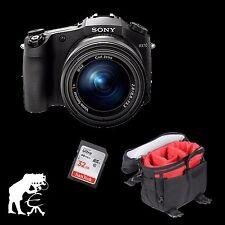 Sony DSC-RX10 20MP, Display-Full HD Video-WiFi-NFC+32GB+Action Black