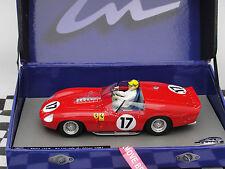 Le Mans Ferrari TR61 Le Mans'61 #17 132067/17M 1:32 Nuevo Y En Caja