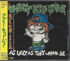 UGLY KID JOE/AS UGLY AS they je veux chevaucher ta be * NEW Japon-CD * NOUVEAU *