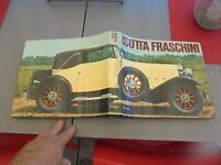 Les Automobiles Italiennes ISOTTA FRASCHINI Angelo Tito Anselmi