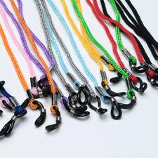 Adjustable Sunglasses Neck Cord Strap Eyeglass String Lanyard Holder 12Pcs New