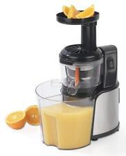 Salter 1 Litre 150 Watt Stainless Steel Slow Fruit Vegatable Juicer Extractor