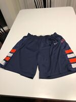 Game Worn Used Texas San Antonio Roadrunners UTSA 2XL Basketball Shorts