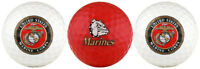 United States Marine Corps USMC Golf Ball Gift Set