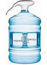 Primo Rechargeable Electronic Water Dispenser works with  3 or 5 gal. bottles