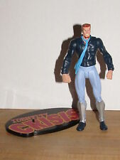 DC Direct Identity Crisis Series 2 Captain Boomerang Loose 70% Complete flash