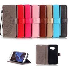 Flip Case Handy-Hülle zu Samsung Galaxy S7 SM-G930 Tasche/Schutz/Cover BOOK S18