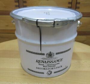 3 Liter Renaissance Wax Polish Polierwachs von Picreator Mikrokristallines Wachs