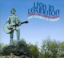 Live in Lexington, Under the Copper Beech Ben Rudnick and Friends Audio CD