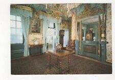 Hauteville House Guernsey Le Salon Bleu Postcard 480a